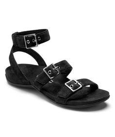 f4c6e2e5489b Women s Vionic with Orthaheel Technology Sahara Ankle-Strap Sandal