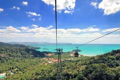 Gorgeous beaches, rainforests, waterfalls, bizarre rock formations and jungles with a wide variety of wildlife are just a few of the reasons why you should visit Langkawi.