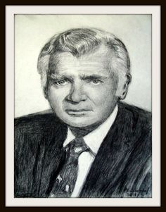 Buddy Epsen - PENCIL DRAWING! Awesome!