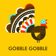 We're grateful for big hearts and ginormous imaginations. Happy Thanksgiving.