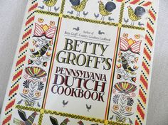 Pennsylvania Dutch Cookbook
