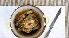 Kokonainen kananpoika uunissa - Reseptit - Ilta-Sanomat