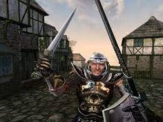 Morrowind. Oficial Imperial. Los defensores del Emperador.