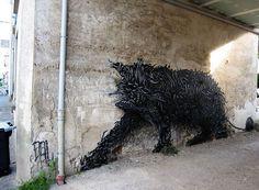 O melhor da arte de rua - Retrospéctiva 2011 09