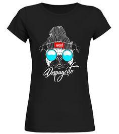 d902e0df Despugcito T-shirt Pug Animal Dog Funny Cool Tee Pug dog T-shirt Cool
