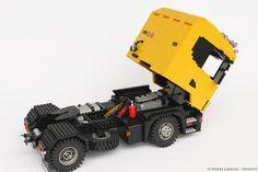 SCANIA 124L - TILTED CAB