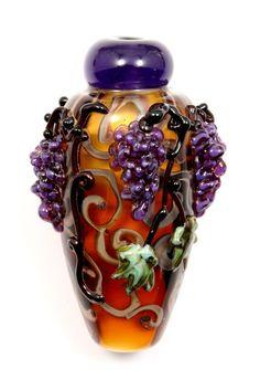 glass beadmaker Leah Fairbanks (LeahFairbanks.com)