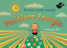 Sterkte kaart - smile kaart positieve energie