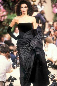 Yves Saint Laurent | Fall 1986