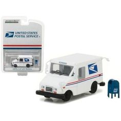 Come in for aMAZing deals on these new products!! MAZDeal.com http://maz-deal.myshopify.com/products/united-states-postal-service-usps-long-live-postal-mail-delivery-vehicle-llv-with-mailbox-accessory-hobby-exclusive-1-64-diecast-model-car-by-greenlight?utm_campaign=social_autopilot&utm_source=pin&utm_medium=pin