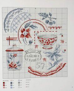 Veronique Enginger ''Les Plus Belles Collections au Point de Croix'' - Digoin