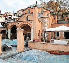 ΚΑΒΑΛΑ !!!! ( σαν Αγια Σοφια ) !!!! Το Μόντε Κάρλο της Ελλάδας. Ένας μοναδικός προορισμός που όμοιό του δεν βρίσκει κανείς εύκολα. Ancient Greece, Land Scape, Food Inspiration, Mansions, House Styles, Destinations, Home Decor, Greece, Decoration Home