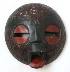 Ashanti Masks And Their Part in African Culture   Africa Imports ...