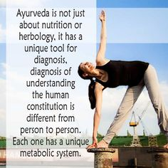 Ayurveda is not just about nutrition or herbology, it has a unique tool for diagnosis, diagnosis of understanding the human constitution is different from person. Each one has a unique metabolic system. Ayurvedic Home Remedies, Ayurvedic Healing, Ayurvedic Herbs, Ayurvedic Medicine, Holistic Healing, Ayurveda, Ayurvedic Recipes, Ayurvedic Body Type