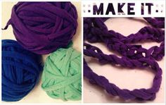Make It: Crochet 101 - Simple, chic scarf