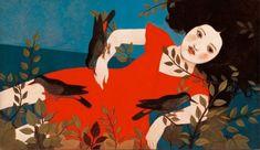 Pierre Mornet Illustrations Evoke The Belle Epoche