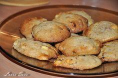 Fursecuri fine cu ciocolata alba Muffin, Homemade, Cookies, Vegetables, Mai, Breakfast, Sweet, Food, Crack Crackers