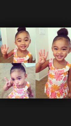 I KNOW My Little Girl Will Look Like Her (Blasian)