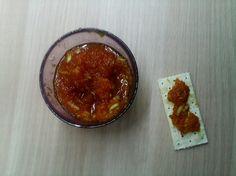 Receita Doce abóbora com amêndoa com pouco açucar por anna71 - Categoria da receita Sobremesas