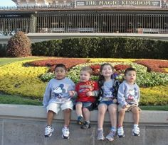 Disney World Travel – Tips For Traveling With Toddlers