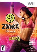 Zumba Fitness - i try to do this at least 3 days a week -- Ditch the workout - Join the Party!!