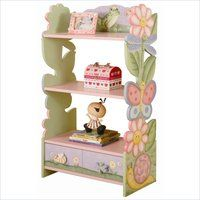 Teamson Design Children's Magic Garden Book Shelf #kids #bookshelf