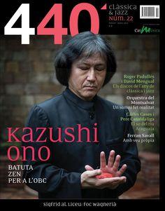 440 Clàssica 21. Kazushi Ono / Roger Padullés / David Mengual / Orquestra del Nontsalvat / Carles Cases i Pere Casaldàliga / Ferran Savall