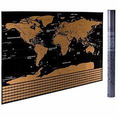 "FOSSA Scratch Off World Map Wall Poster. Large 32"" x 23"" ... https://www.amazon.com/dp/B077H6DCKV/ref=cm_sw_r_pi_dp_U_x_6ZVeBbJ6DW36T"