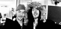 Jared and Shannon Leto cute GIF