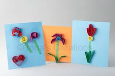 Inna's Creations: Paper quilling for kids: 10 tips