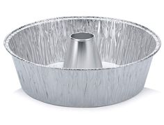 DOBI Pack) Bundt Pans - Disposable Aluminum Foil Angel Food Cake Tins, Round, X ** To view further for this item, visit the image link. (This is an affiliate link) Round Cake Pans, Round Cakes, Aluminum Foil Pans, Tube Cake Pan, Angel Food Cake, Best Pie, Cake Tins, Kitchen Supplies, Bundt Pans