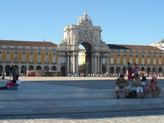 Terreiro do Paço_Lisboa