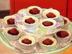 Paula Deen's Cream Cheese Tart with Raspberries Recipe