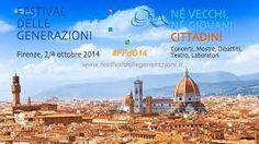 #FestivaldelleGenerazioni, a Firenze la seconda stagione