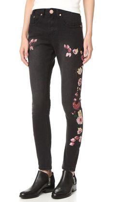 One Teaspoon Birds Of Paradise Scallywags Jeans