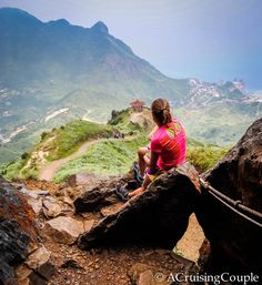 Stunning views from Teapot Mountain, one of the best hikes in all of Taiwan!