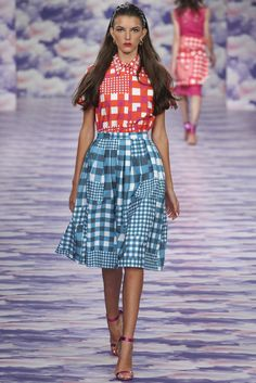 House of Holland Spring Summer 2014 London
