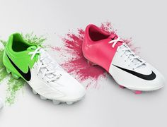 Nike Boots Clash Collection. WANT.