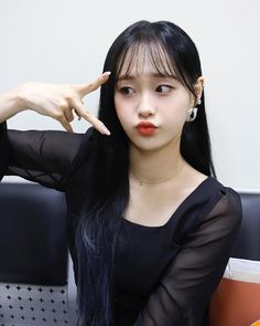 South Korean Girls, Korean Girl Groups, Your Girl, My Girl, Chuu Loona, Out Of My League, Olivia Hye, This Is Love, Aesthetic Gif