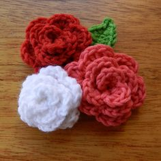 May roses :: pattern by Attic 24