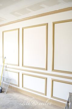 Stripping The Living Room   Renovation   Edith & Evelyn   www.edithandevelynvintage.com