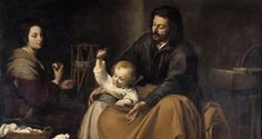 """The Saint of the Childhood of Jesus ~ Catholic Exchange: """"St. Joseph is truly the angel of the great council and the saint of the holy childhood of Jesus, its protector and nurturer--the living, created providence, we might say, which watches over the Christ Child...."""""""