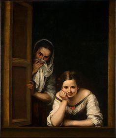 Murillo. Lorem Ipsum: Spanish Baroque painter Bartolomé Esteban Murillo