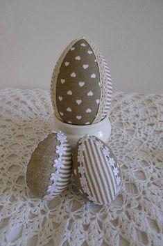 RURO / Veľkonočné vajíčko - patchwork