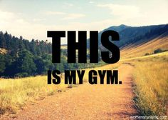 Inspiration: This is My Gym! - Women's Running