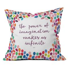"""""""The power of imagination makes in infinite"""" (and sometimes gets me into trouble!) LOL"""