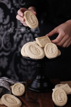 Merceditas Bakery: Galletas Springerle