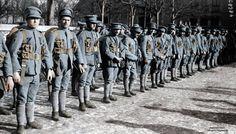 Fotos colorizadas trazem Primeira Guerra à vida 52