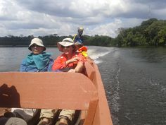 Dugout canoe experience