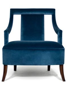 Lounge chair by InStyle-Decor.com Hollywood. (=)